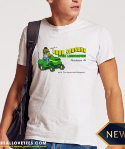 Pro Welcome To Four Seasons Total Landscaping Philadelphia Pa Shirt - Design By Reallovetees.com