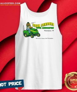 Pro Welcome To Four Seasons Total Landscaping Philadelphia Pa Tank Top - Design By Reallovetees.com