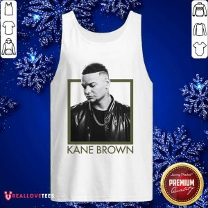 Kane Brown Merch Kb Photo Tank Top - Design By Reallovetees.com