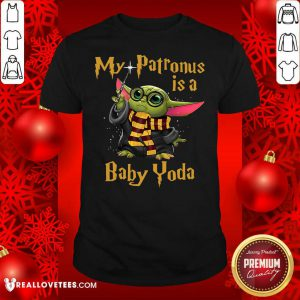Baby Yoda My Patronus Is A Shirt - Design By Reallovetees.com
