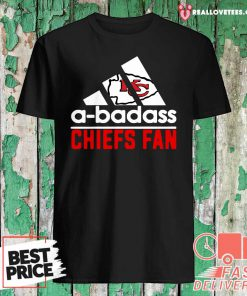NFL Kansas City Chiefs A-badass Chiefs Fan Adidas Shirt