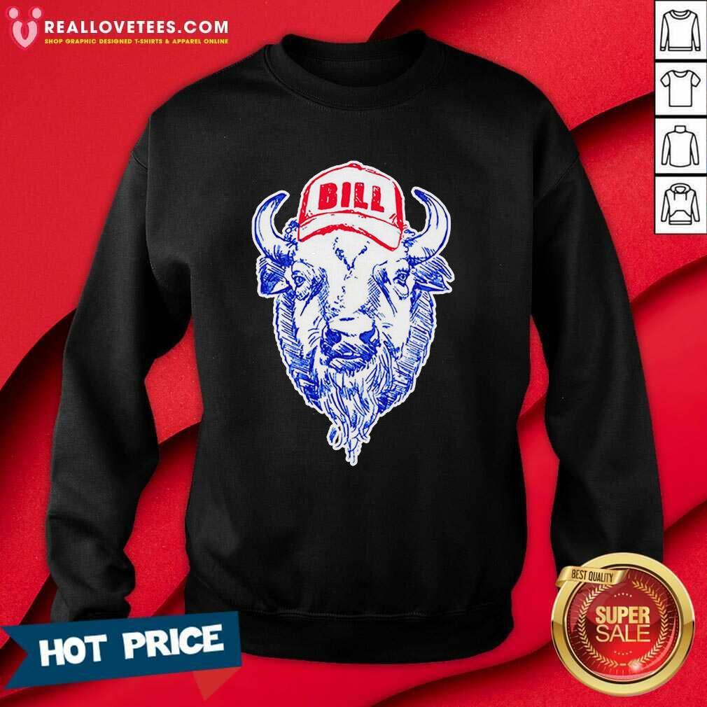 Buffalo Bills Wear Hat 2021 Sweatshirt
