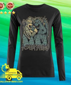 Kong Vs Godzilla Long-sleeved