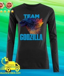 Godzilla Team Godzilla Vs Kong 2021 Long-sleeved
