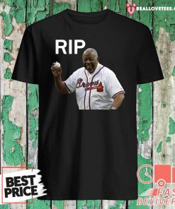 Rip Hank Aaron Braves 2021 Shirt