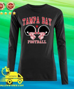 Tampa Bay Football Long-sleeved