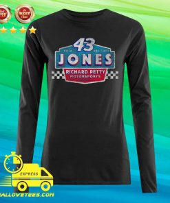 43 Erik Jones Richard Petty Motorsports 2021 Long-sleeved