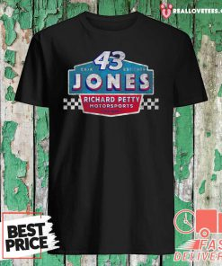 43 Erik Jones Richard Petty Motorsports 2021 Shirt