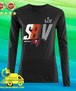 Tampa Bay Buccaneers Super Bowl Lv Bound Replay 2021 Long-sleeved