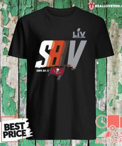 Tampa Bay Buccaneers Super Bowl Lv Bound Replay 2021 Shirt