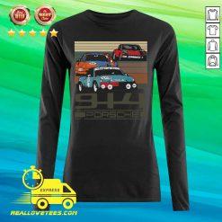 914 Porsche Vintage Long-sleeved