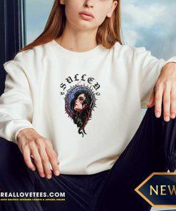 Girl Sullen Art Co Long-sleeved