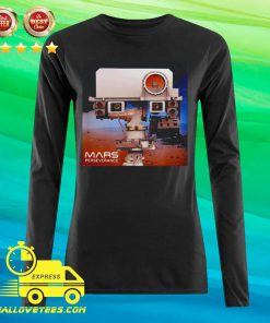 Mars 2020 Perseverance Rover Mission Long-sleeved