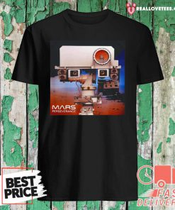 Mars 2020 Perseverance Rover Mission Shirt