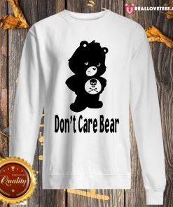 Don't Care Bear Sweater