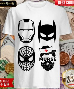 Original Male Nurse Collection Shirt
