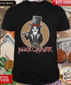 Alice Coopurr Shirt
