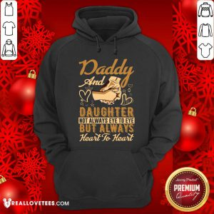 Daddy And Daughter Hoodie