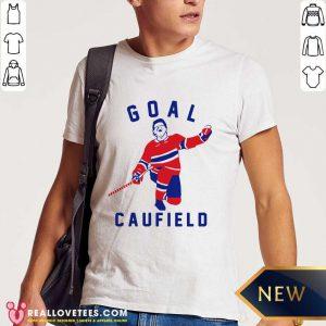 Nice Goal Caufield Shirt